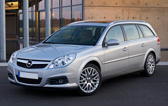 ���� Opel Astra wagon (2011, J) - ������ ����� ���������� ...