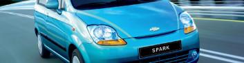 Chevrolet Spark (M200) на IronHorse.ru ©