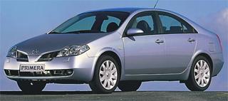 Nissan Primera на IronHorse.ru ©