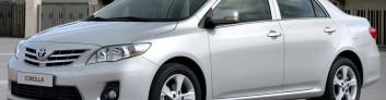 Toyota Corolla (E150) на IronHorse.ru ©