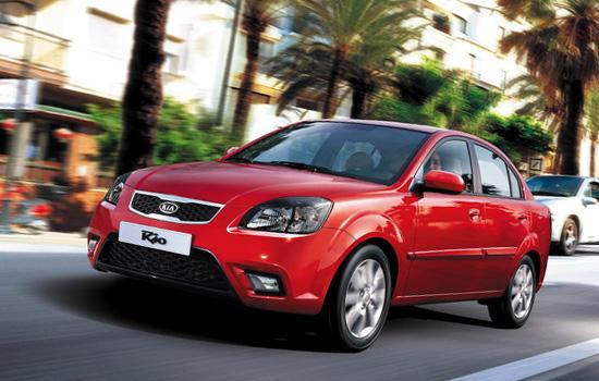 екстерьер Kia Rio Sedan (Киа машины в архивах: куплю джип б у, новый...