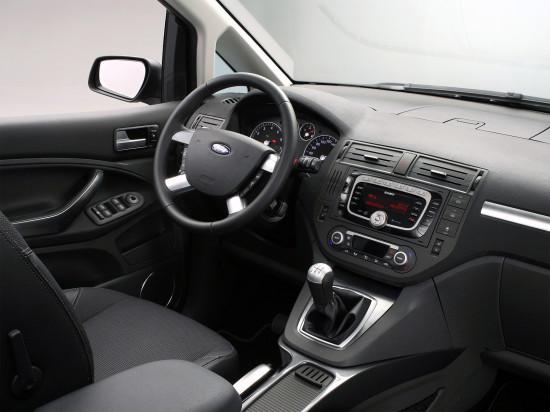 интерьер салона Ford C-Max 1