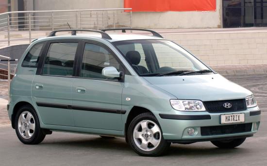 Hyundai Matrix (2005-2008)
