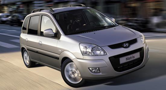 Hyundai Matrix на IronHorse.ru ©