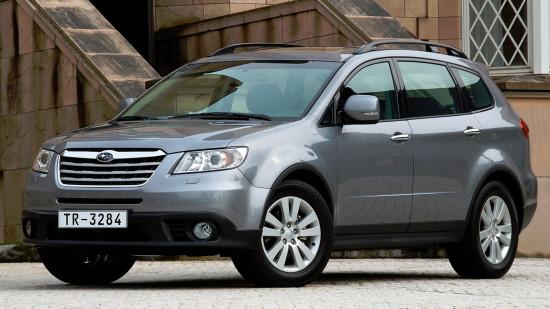 Subaru Tribeca 2007-2014