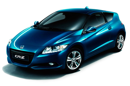 Хонда ЦРЗ 2010 модельного года