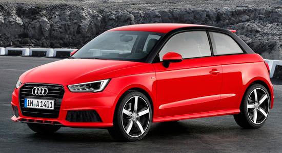 Audi A1 3Dr на IronHorse.ru ©
