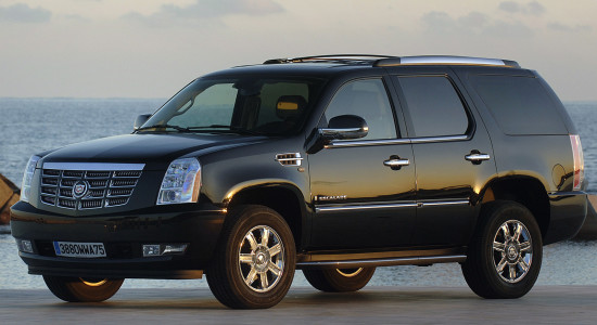 Cadillac Escalade 3 (2006-2014) на IronHorse.ru ©