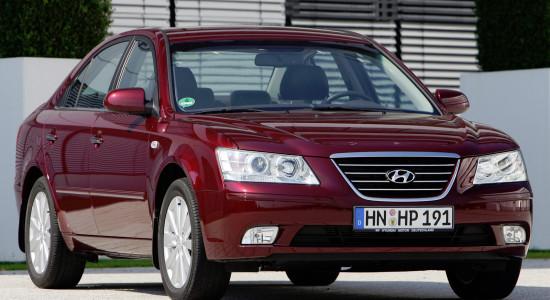 Hyundai NF Sonata (2004-2009) на IronHorse.ru ©