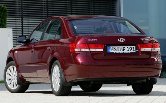 Hyundai NF Sonata 5 2008-2010