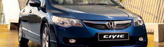 Honda Civic 4D VIII на IronHorse.ru ©