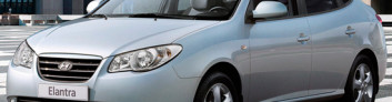 Hyundai Elantra (HD) на IronHorse.ru ©
