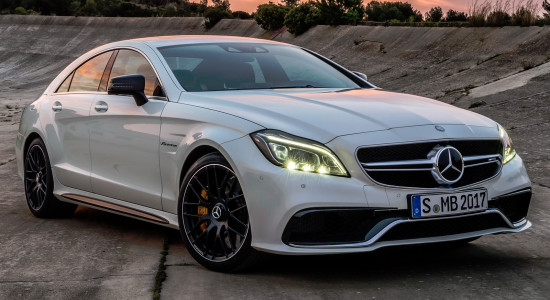 Mercedes-Benz CLS (W218) на IronHorse.ru ©