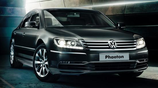Volkswagen Phaeton 2010