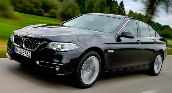 BMW 5-series (F10/F11) на IronHorse.ru ©