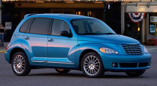 Chrysler PT Cruiser на IronHorse.ru ©