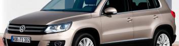 Volkswagen Tiguan 1 (2007-2016) на IronHorse.ru ©