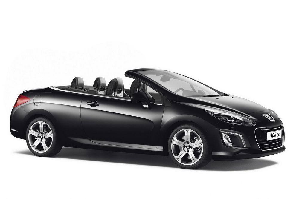 обновленный Peugeot 308
