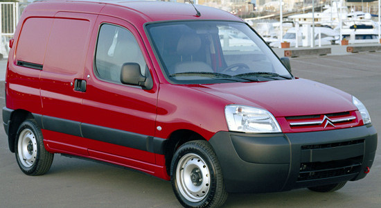 Citroen Berlingo I Van (1996-2012) на IronHorse.ru ©