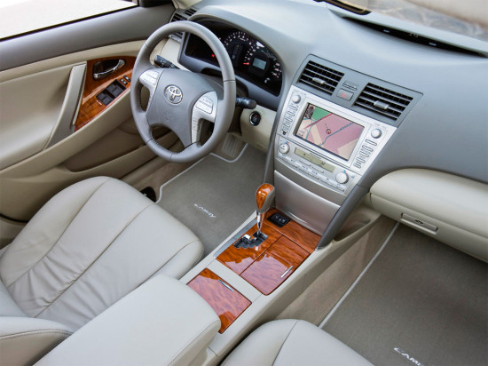 интерьер Toyota Camry XV40