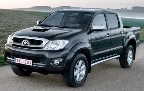 Toyota Hilux 7 (2008-2012)