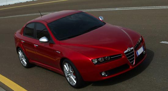 Alfa Romeo 159 на IronHorse.ru ©