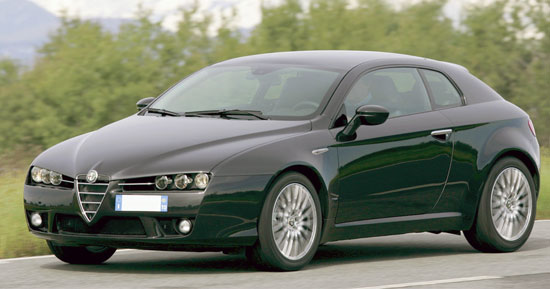 Alfa Romeo Brera на IronHorse.ru ©