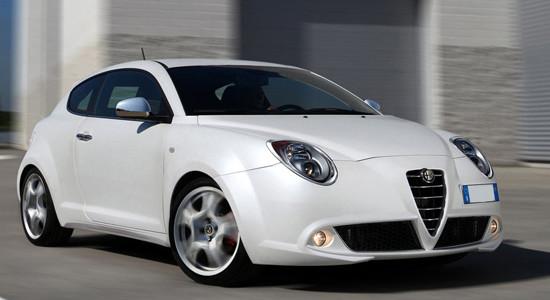 Alfa Romeo MiTo на IronHorse.ru ©