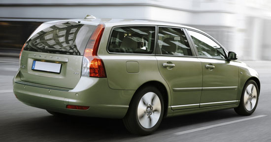 фотография Volvo V50