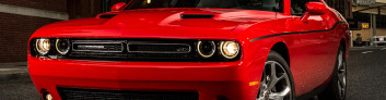 Dodge Challenger (2016-2017) на IronHorse.ru ©