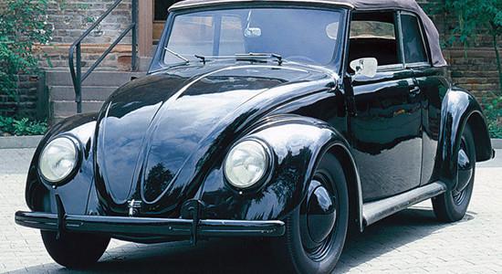 Volkswagen Typ 1 (1938–2003) на IronHorse.ru ©