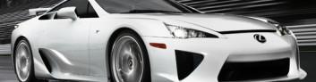 Lexus LFA на IronHorse.ru ©