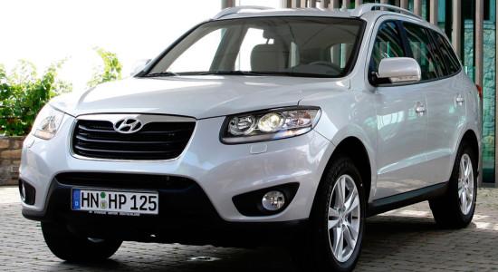 Hyundai Santa Fe 2 (2006-2012) на IronHorse.ru ©
