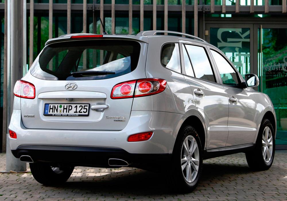 Hyundai Santa Fe (Хендай Санта Фе) 2010 – цена ...