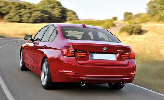 фото BMW 3-series 2012 года