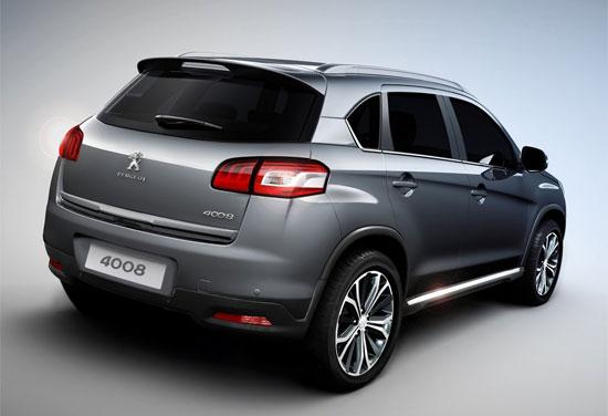 фото Peugeot 4008