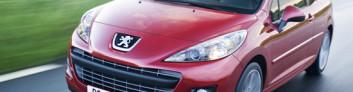 Peugeot 207 RC на IronHorse.ru ©