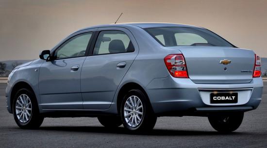 Chevrolet Cobalt II (2012-2015)