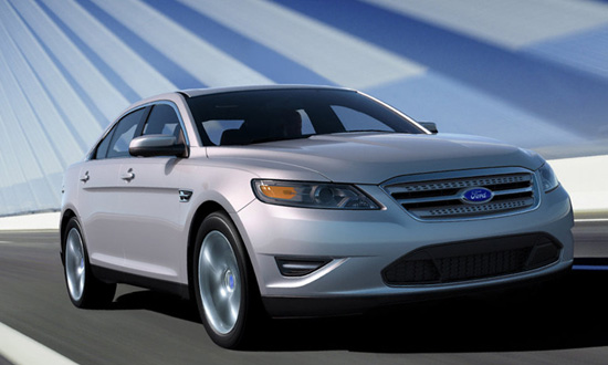 фото форд таурус 2010-2011