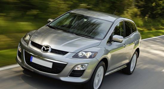 Mazda CX-7 (2006-2012) на IronHorse.ru ©