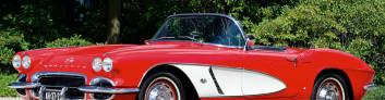 Chevrolet Corvette C1 (1953-1962) на IronHorse.ru ©