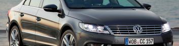 Volkswagen Passat CC на IronHorse.ru ©