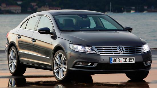 Volkswagen Passat CC 2012-2016