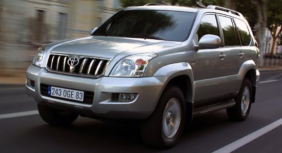 Toyota Land Cruiser Prado 120 на IronHorse.ru ©