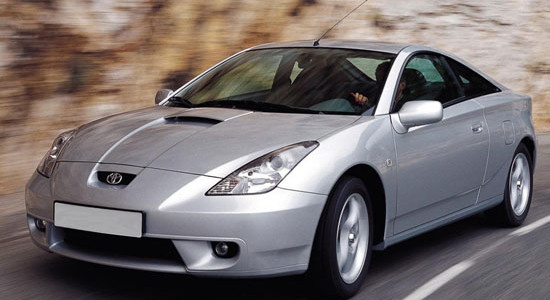 Toyota Celica на IronHorse.ru ©
