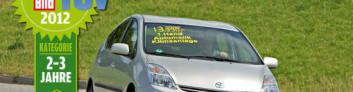 Рейтинг надёжности автомобилей TUV Report 2012 на IronHorse.ru ©