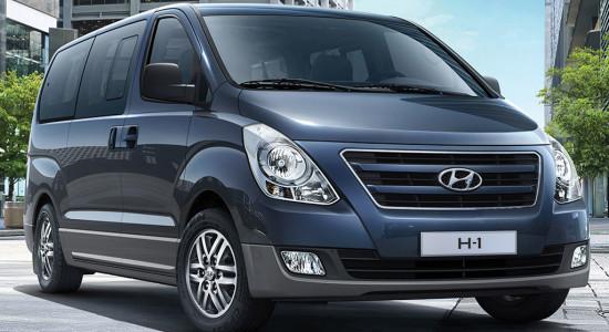 Hyundai H1 (Starex) на IronHorse.ru ©