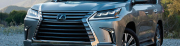 Lexus LX570 на IronHorse.ru ©