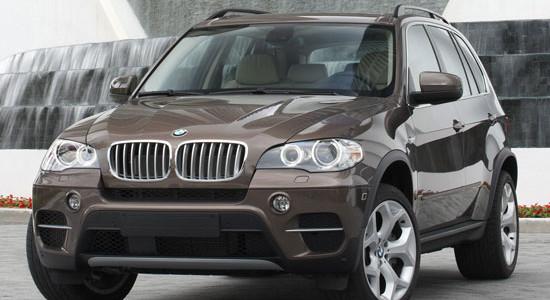 BMW X5 (E70) на IronHorse.ru ©