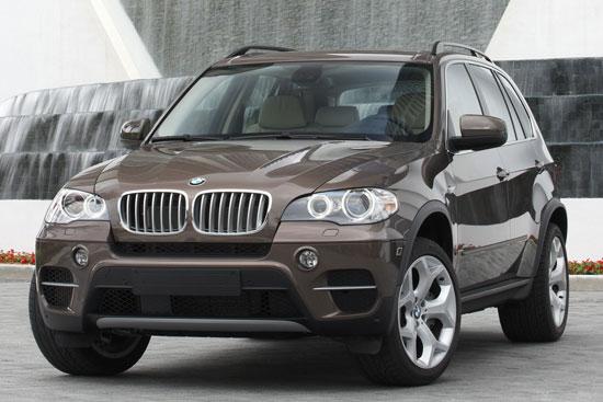 BMW X5 (E70) технические характеристики, фотографии и обзор